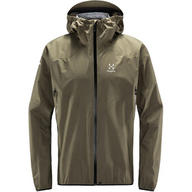Haglöfs L.I.M Comp Jacket Men, sage green